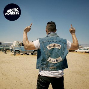ARCTIC MONKEYS - Suck it and see. (juin 2011)