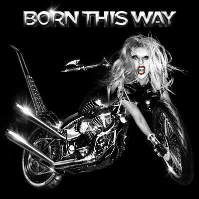 LADY GAGA - born this way (mai 2011)