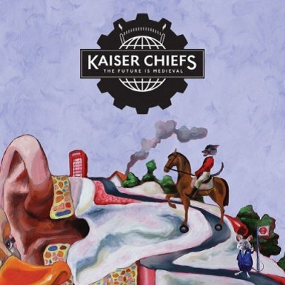 KAISER CHIEFS - the future is medieval (juin 2011)
