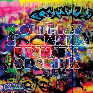 COLDPLAY - Mylo Xyloto (octobre 2011)