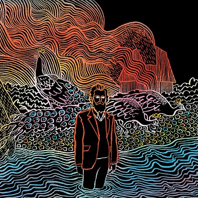 IRON AND WINE - Kiss Each Other Clean (janvier 2011)
