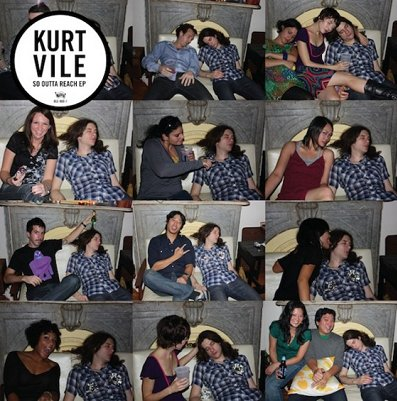 KURT VILE - So Outta Reach EP (novembre 2011)