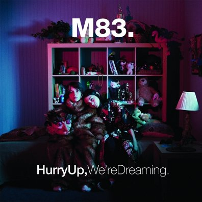 M83 - Hurry Up, We're Dreaming (octobre 2011)