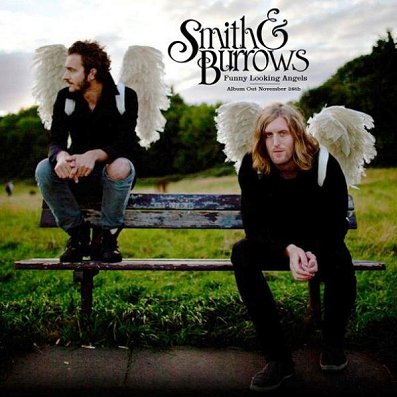 SMITH AND BURROW - Funny Looking Angels (décembre 2011)