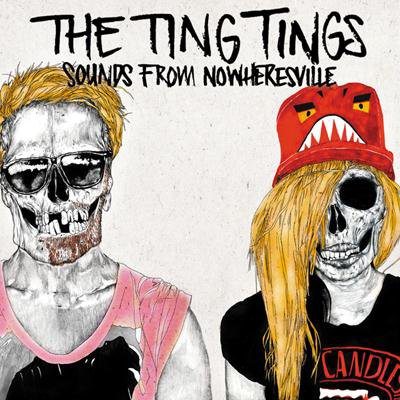 THE TING TINGS - Sounds From Nowheresville (février 2012)