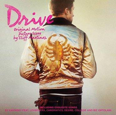 CLIFF MARTINEZ - Drive (novembre 2011)