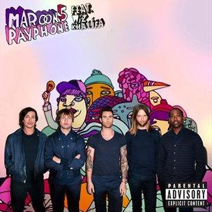 MAROON 5 - Overexposed (juin 2012)