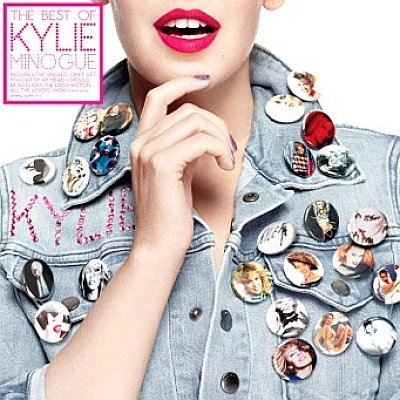 KYLIE MINOGUE - best of (juin 2012)