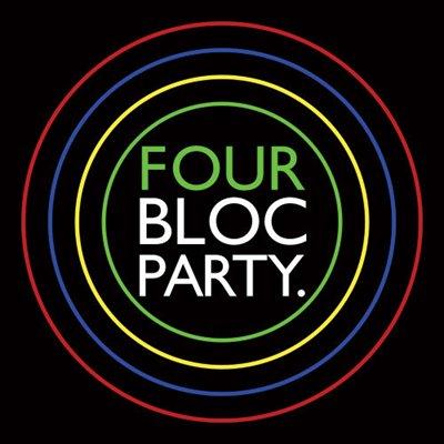 BLOC PARTY  - four (aout 2012)