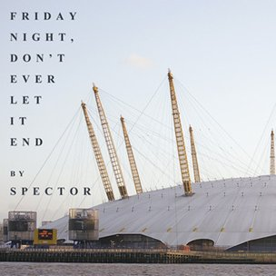 SPECTOR - enjoy it while it lasts (aout 2012)