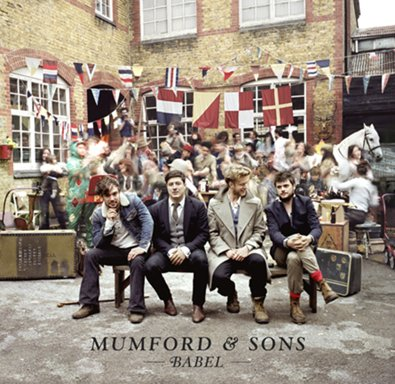 MUMFORD AND SONS - babel (septembre 2012)