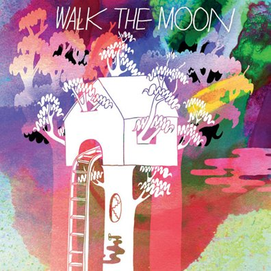 WALK THE MOON - walk the moon (juin 2012)