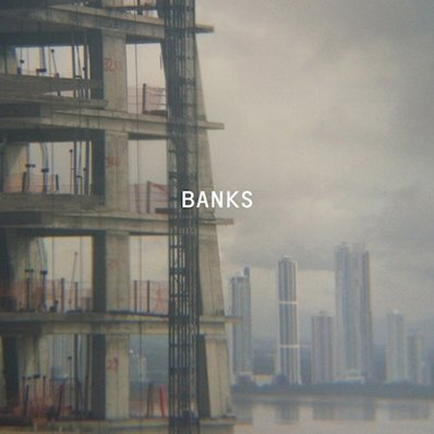 PAUL BANKS - Banks (octobre 2012)