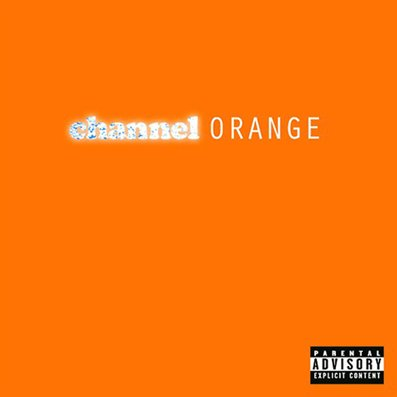 FRANK OCEAN - channel orange (juillet 2012)