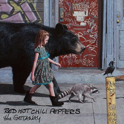 RED HOT CHILI PEPPERS - the getaway (juillet 2016)