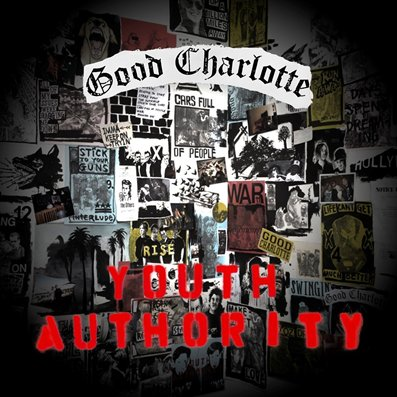 GOOD CHARLOTTE - Youth Authority (juillet 2016)