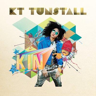 KT TUNSTALL - Kin (septembre 2016)