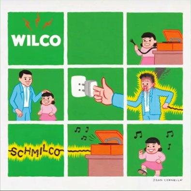 WILCO - Schmilco (septembre 2016)