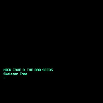 NICK CAVE AND THE BAD SEEDS - skeleton tree (septembre 2016)