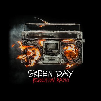 GREEN DAY - revolution radio (octobre 2016)