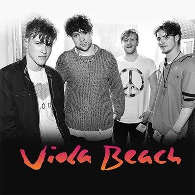 VIOLA BEACH - Viola Beach (juillet 2016)