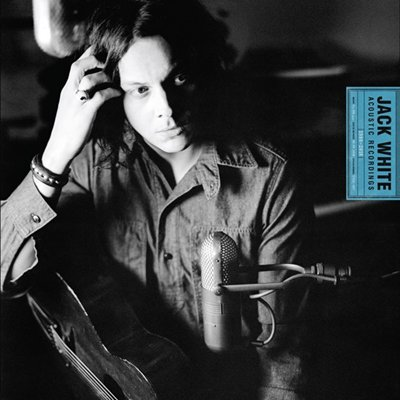 JACK WHITE - acoustic recordings 1998-2016 (septembre 2016)