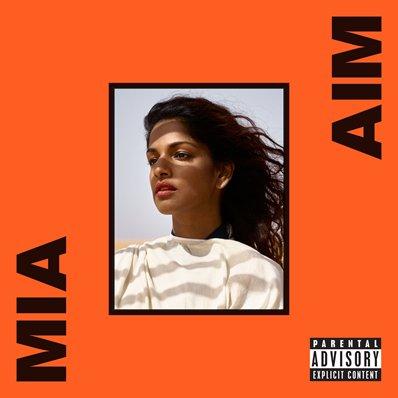 M.I.A. - Aim (septembre 2016)