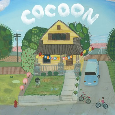 COCOON - welcome home (septembre 2016)