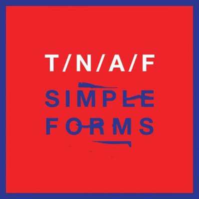 THE NAKED AND FAMOUS - Simple Forms (octobre 2016)