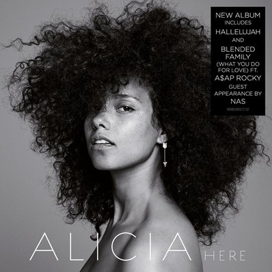 ALICIA KEYS - Here (novembre 2016)