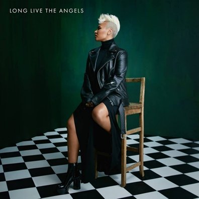 EMELI SANDE - long live the angels (novembre 2016)