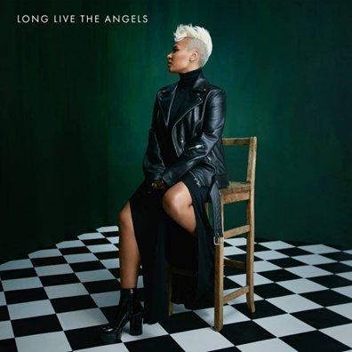 EMELI SANDE - long live the angels (novembre 2016)