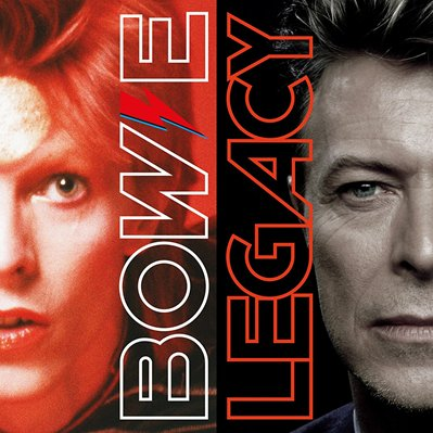 DAVID BOWIE - Legacy (the very best of) (novembre 2016)