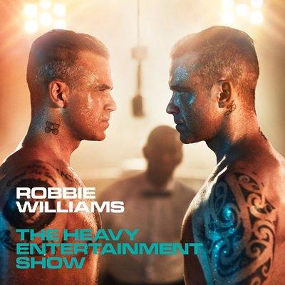 ROBBIE WILLIAMS - the heavy entertainment show (novembre 2016)