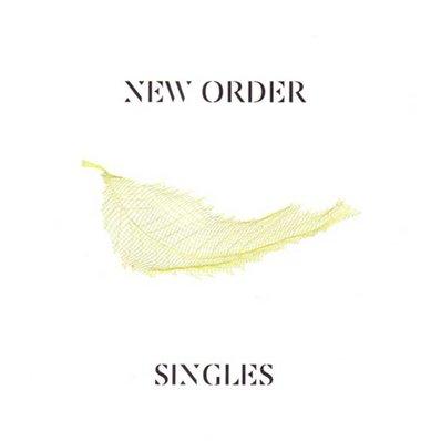 NEW ORDER - Singles (septembre 2016)