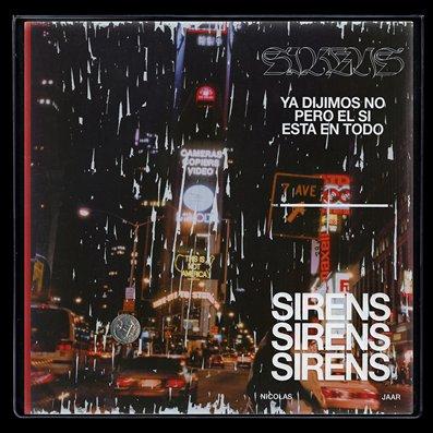 NICOLAS JAAR - sirens (septembre 2016)