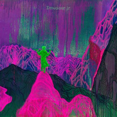 DINOSAUR JR - Give A Glimpse Of What Yer Not  (aout 2016)