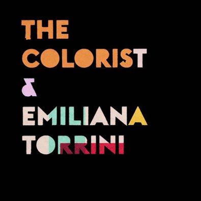 EMILIANNA TORRINI - The Colorist & Emilíana Torrini (décembre 2016)