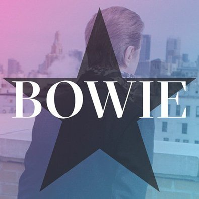 DAVID BOWIE - No plan EP (janvier 2017)