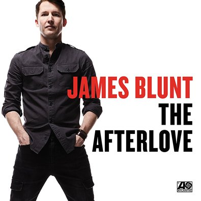 JAMES BLUNT - the afterlove (mars 2017)
