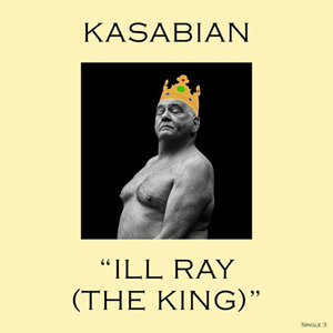 KASABIAN - for crying out loud (avril 2017)