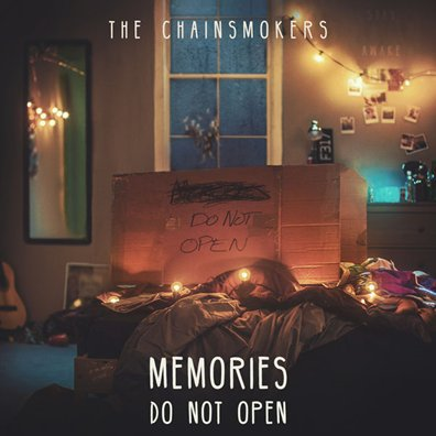 THE CHAINSMOKERS - Memories...Do Not Open (avril 2017)