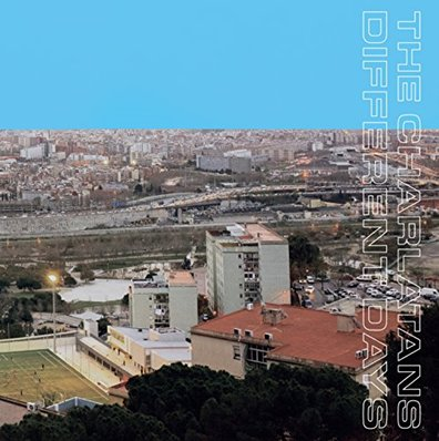 THE CHARLATANS - different days (mai 2017)