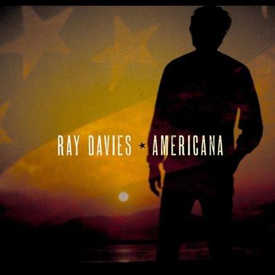 RAY DAVIES - Americana (avril 2017)