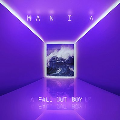 FALL OUT BOY - Mania (septembre 2017)