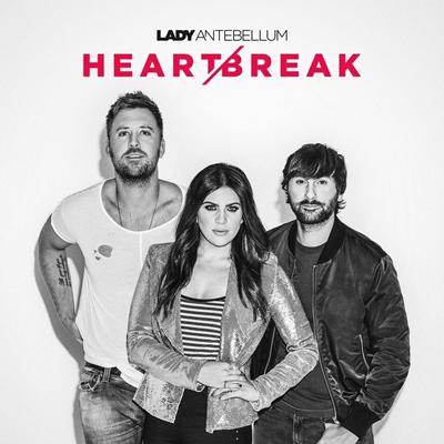 LADY ANTEBELLUM - heart break (juin 2017)
