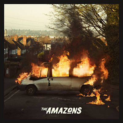 THE AMAZONS - the amazons (mai 2017)