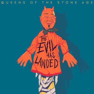 QUEENS OF THE STONE AGE - Villains (aout 2017)