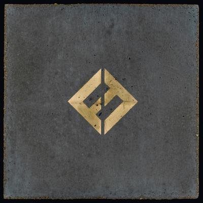 FOO FIGHTERS - Concrete and gold (septembre 2017)