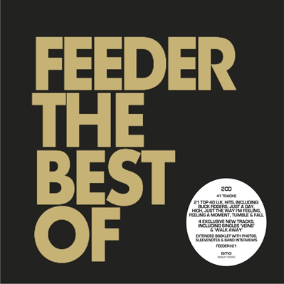 FEEDER - the best of (septembre 2017)